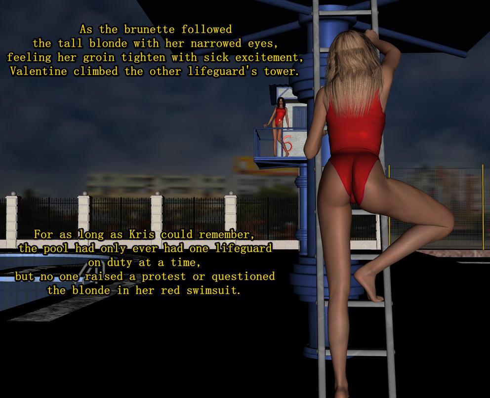 The Lifeguards 194 by Anubisxrelatos