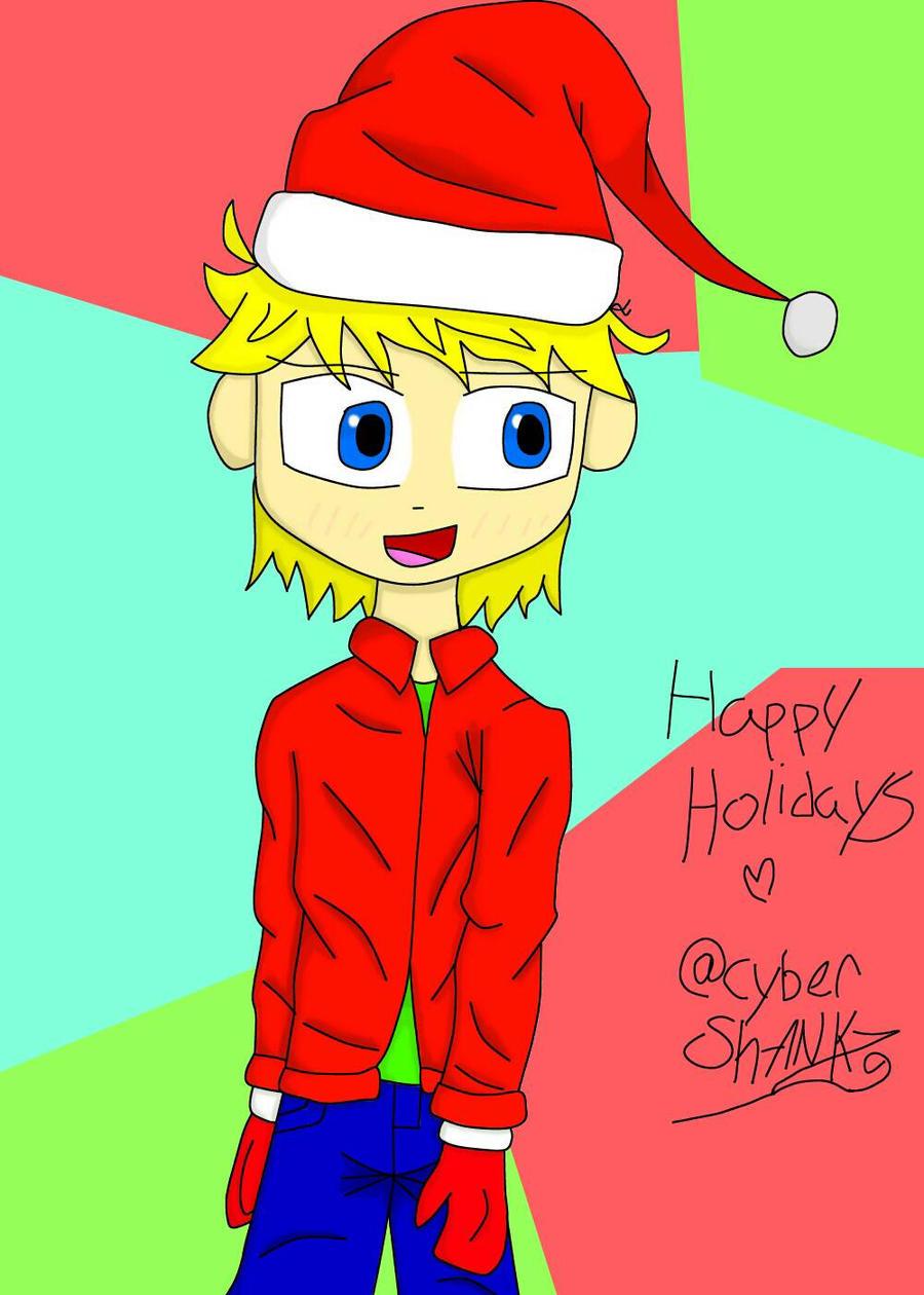 happy holidays! by CyberShankz