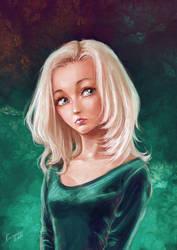 Emerald by kroriki