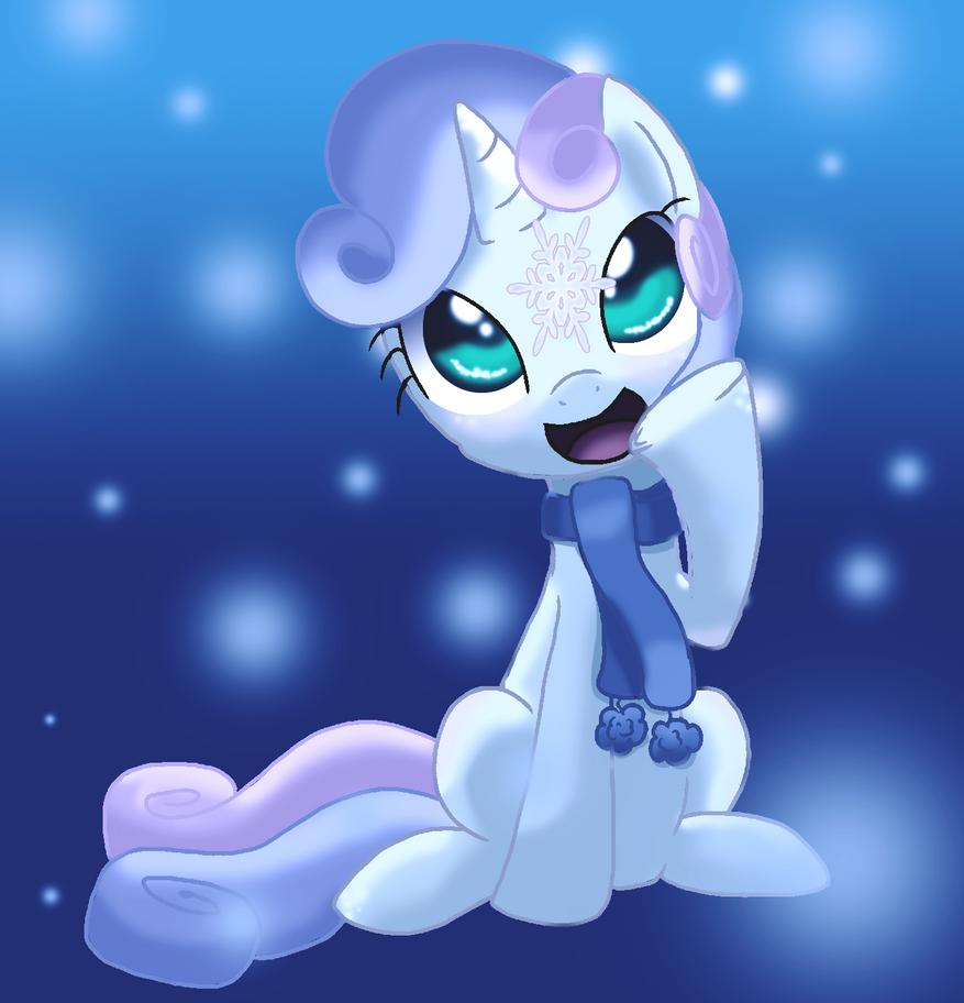 Snowy Belle by Fethur