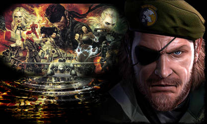Big Boss's Memories by vellonce