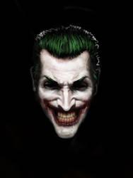 Joker Face Finished - Smile