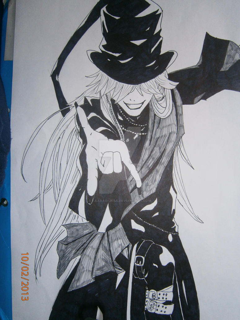 The Undertaker by Faarao-Jeba