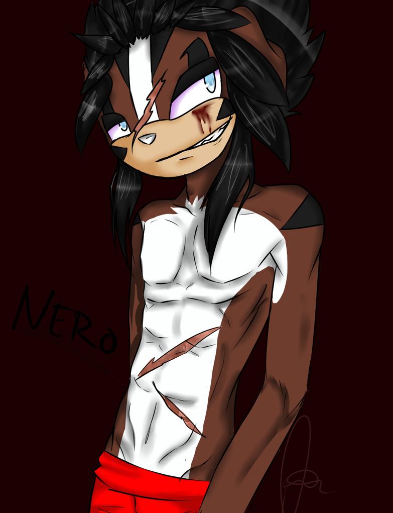~:Gift:~ Nero by Faarao-Jeba