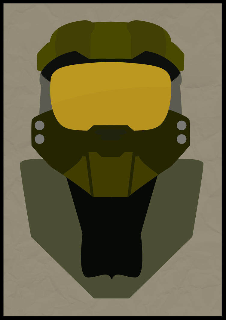 Halo Poster by distnc