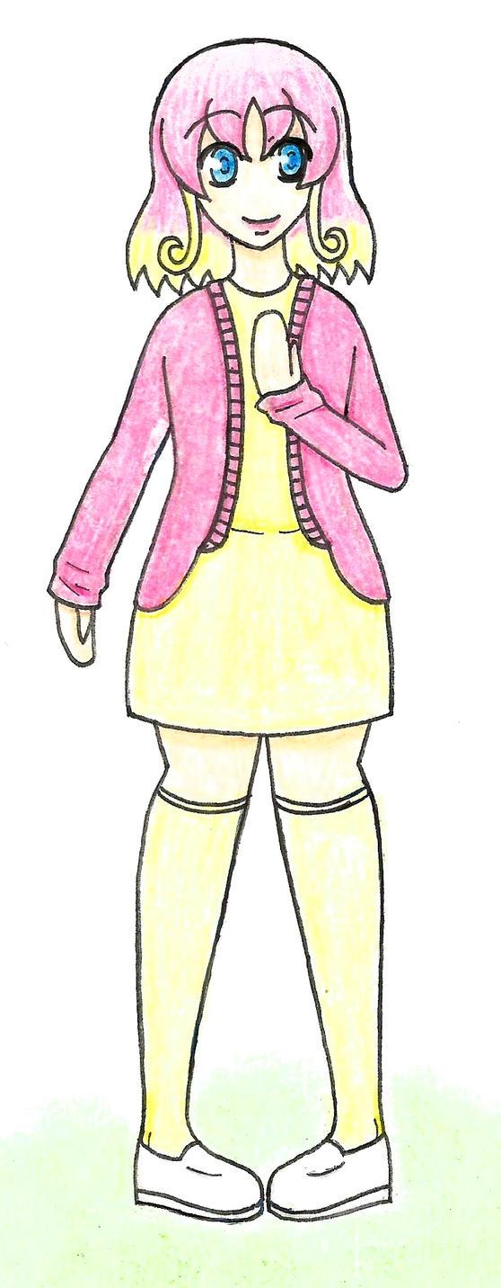Momotarou (My  Male Audino Gijinka) by Hitomi-chan666