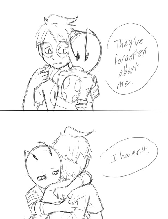 Hug (request) by 10yrsy
