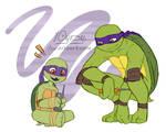 Pass It On: Donatello