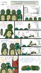 Ask the AU Turtles: 8 by 10yrsy