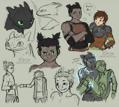 HTTYD: Toothless