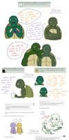 Ask the AU Turtles: 13 by 10yrsy