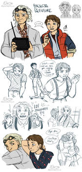 Back to the Future: sketch dump