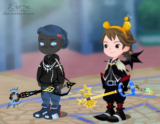 KH: Duality