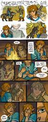 LoZ: The Wolf 1 by 10yrsy