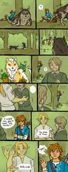 LoZ: The Wolf 2 by 10yrsy