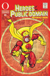 Heroes of the Public Domain Issue #1 Cover