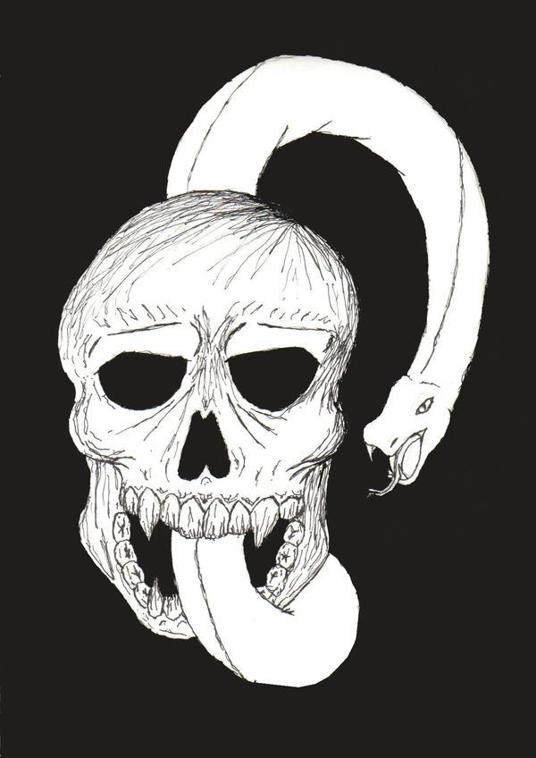 the Dark Mark by ferroxcat