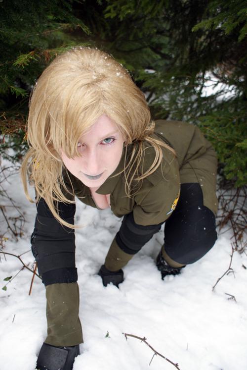 Hot nude girl sniper — 2