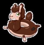 Alpaca Pooltoy