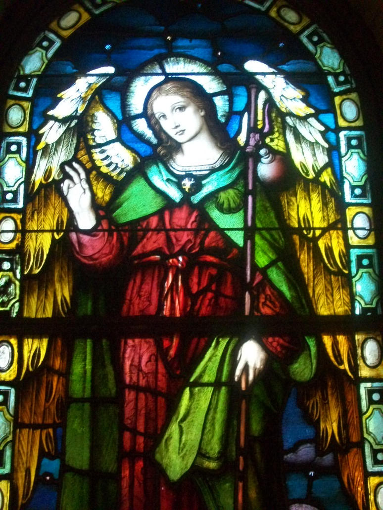 St Raphael by anelphia