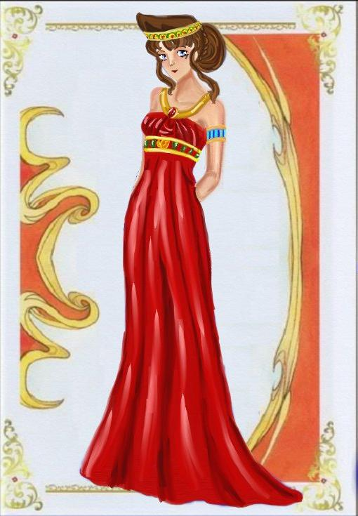 Queen Teana by anelphia