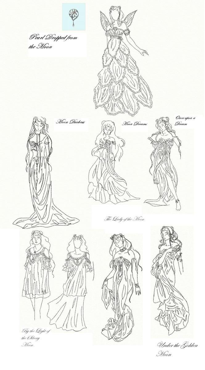 Winetta's Fashion Contest 10 by anelphia