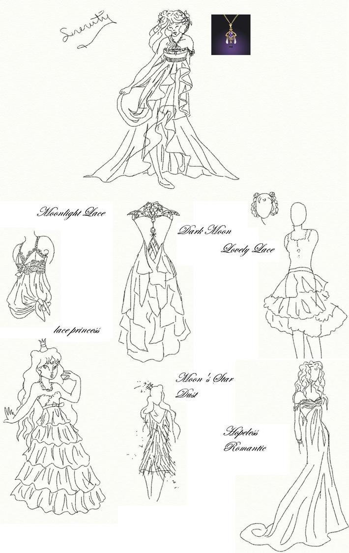 Winetta's Fashion Contest 14 by anelphia
