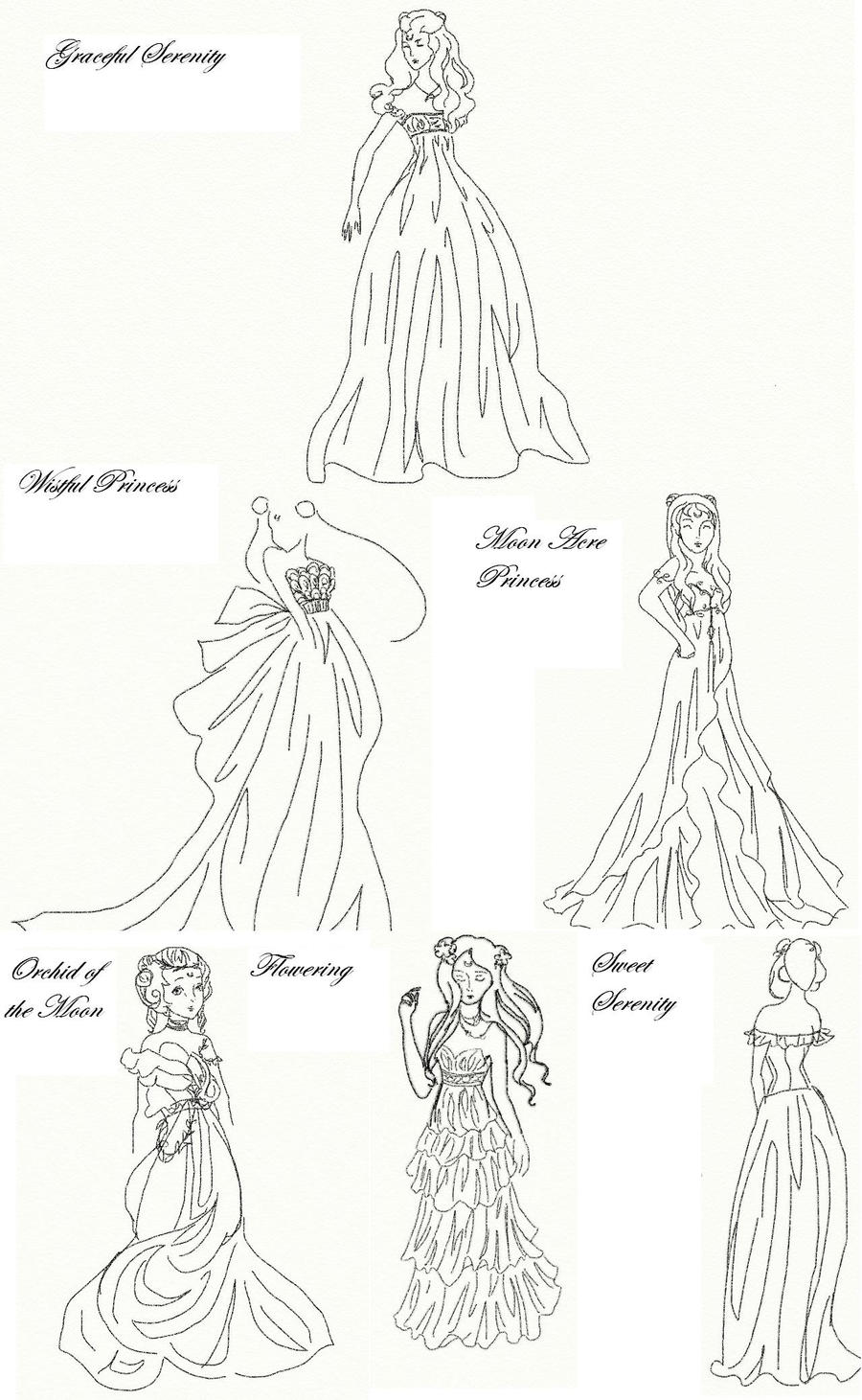 Winetta's Fashion Contest 15 by anelphia