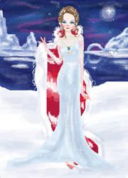 Spirit of Ice by anelphia