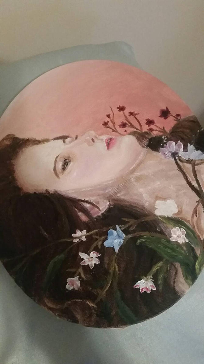 Ophelia by anelphia