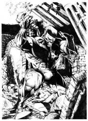Avenger, The Fall by Quistilixians