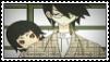 Matoi and Nozomu stamp 01 by MaeIHaveSomePepsi