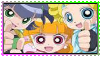 Powerpuff Girls Z Stamp 3 by MaeIHaveSomePepsi