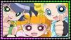 Powerpuff Girls Z Stamp 3 by MaeIHaveSomePepsi