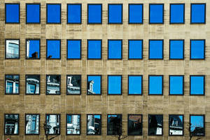 Reflet bruxellois by flop404