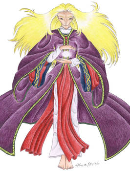 Mage of Four Elements