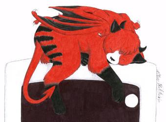 The Devilcat Waits