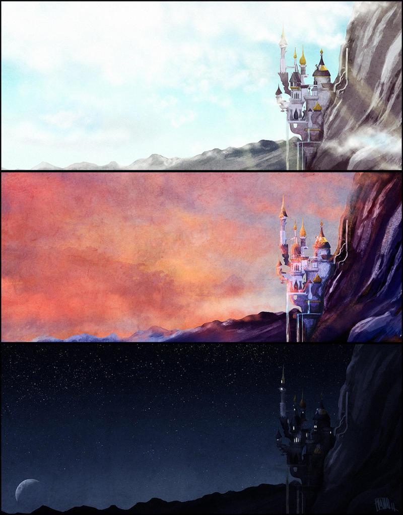 canterlot palace