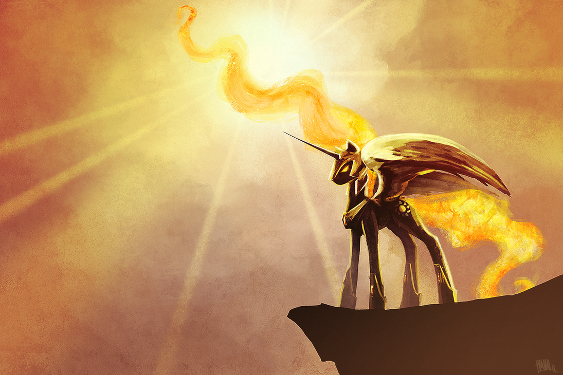 Terminate the ponys - Page 3 Ponysketch___umbrae_nova_by_crappyunicorn-d490s9v