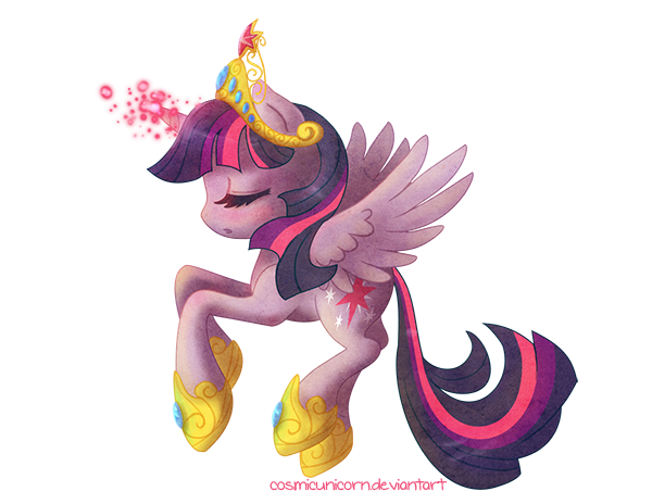 little princess by CosmicUnicorn