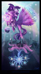Transcendence by CosmicUnicorn