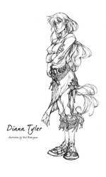 diana 2 by noelrodriguez