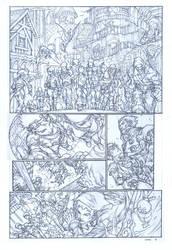 lost kids page 1 by noelrodriguez