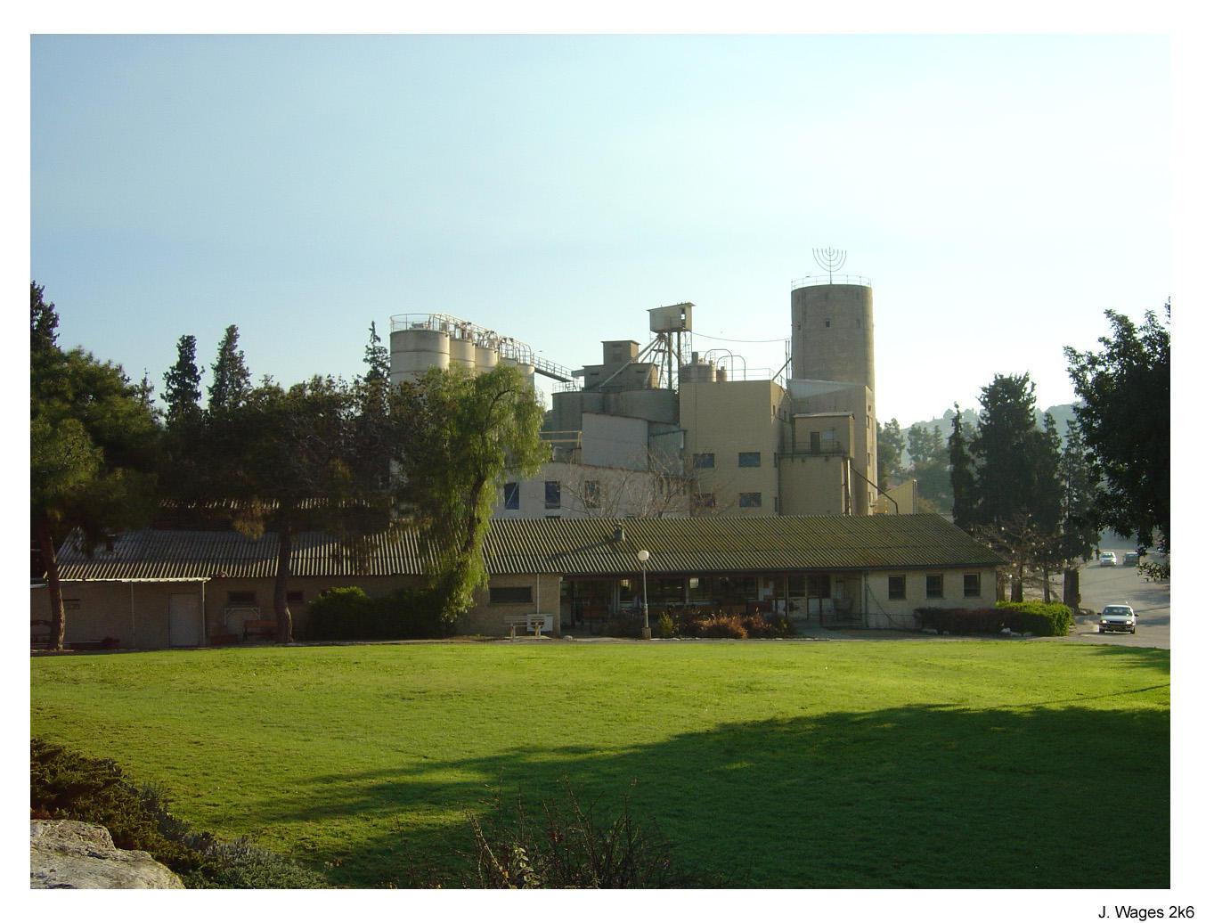 Kibbutz Shaar Haamakim by Bensaret