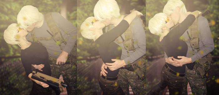 Aoharu Kikanjuu - Just kiss me