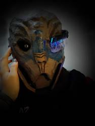 My love Garrus from Mass Effect