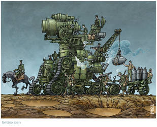 Howitzer by tomzoo