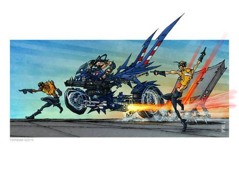 Wild Cat Launch   - Grumman-Davidson XF4FX WildCat
