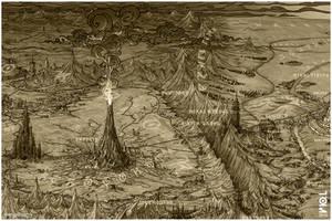 Mordor Map - small - Development 17