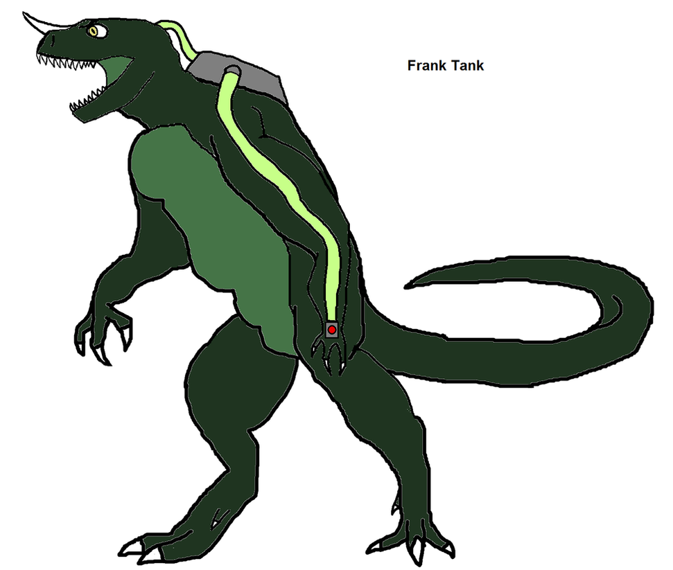 Frank Tank by ProtanaArchives94